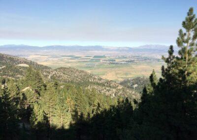 Visiting Lake Tahoe