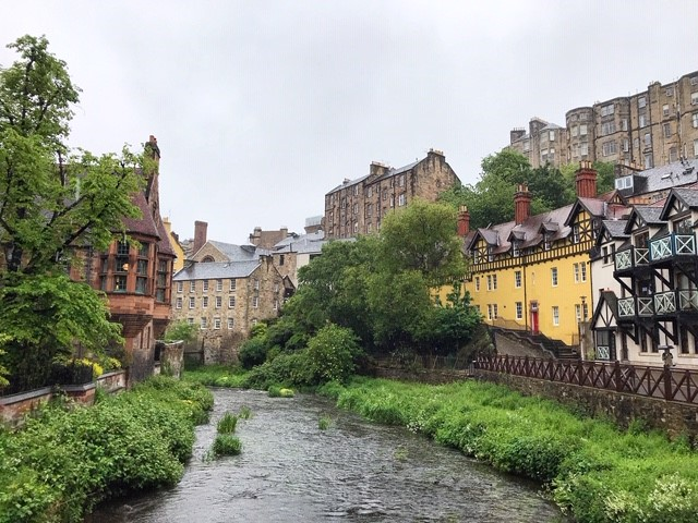 Epic Edinburgh