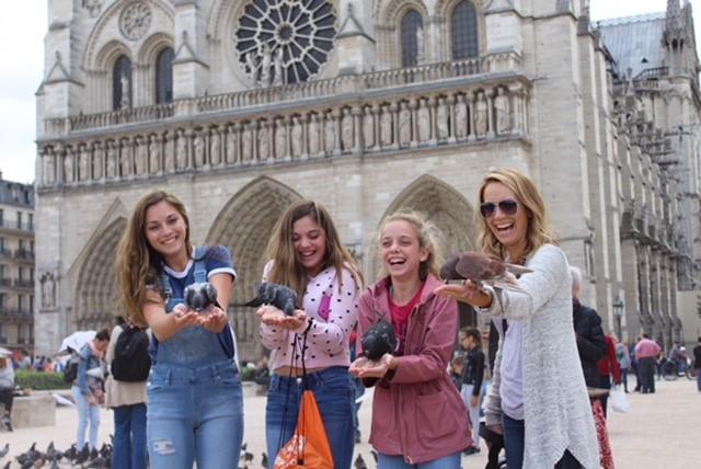 Family Travel to Europe