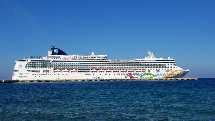 Cruising the Caribbean from New Orleans