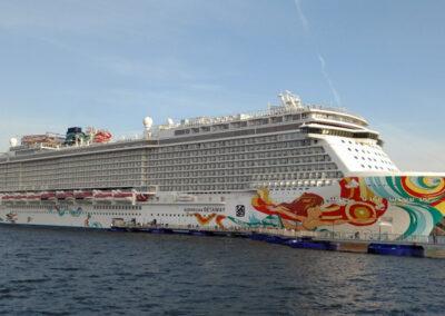 Cruising Europe and the Baltic Sea