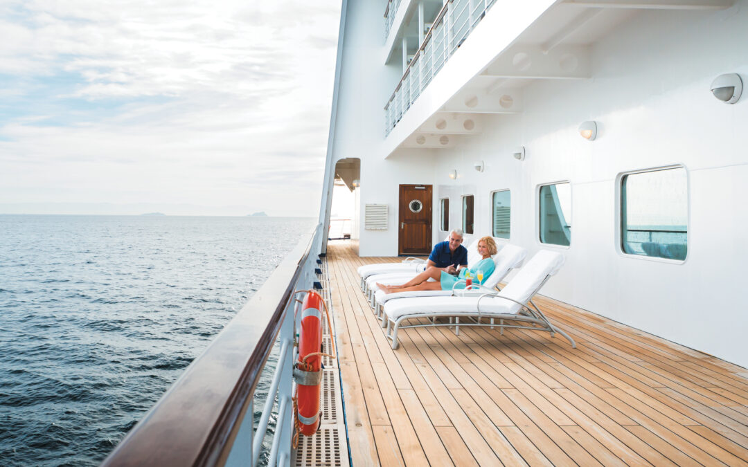 Unrivaled Space at Sea